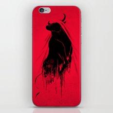 Revenge Of The Toro iPhone & iPod Skin