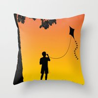 Childhood Dreams, The Ki… Throw Pillow