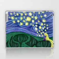 Impressionist Lanterns Laptop & iPad Skin