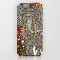 Walking In Paradise iPhone 6 Slim Case