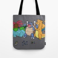 Blastoid Tote Bag