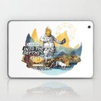 Into the Depths Laptop & iPad Skin