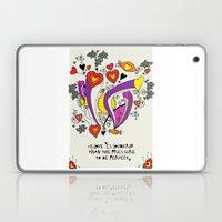 Love is louder Laptop & iPad Skin