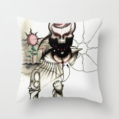 Sketch 2 Throw Pillow