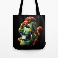 Fear And Desire Tote Bag