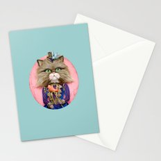 Rich Pussy Stationery Cards