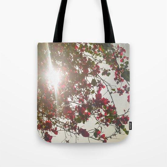 Bright Morning Tote Bag
