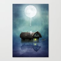 One Thing after Another Canvas Print