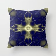Fractal Abstract 13 Throw Pillow