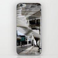Laberinto iPhone & iPod Skin