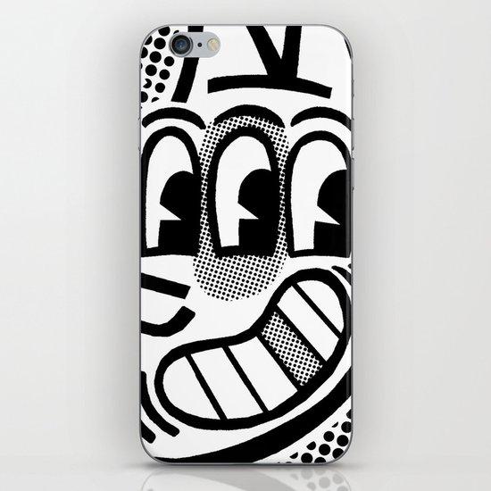 BIRITA KH iPhone & iPod Skin