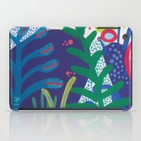 Secret Garden III iPad Case