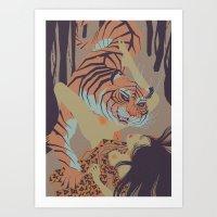 Kamasutra Art Print