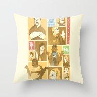 Parks & Rec Throw Pillow
