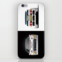 Group B Edition, N.º4, Ford RS200 iPhone & iPod Skin