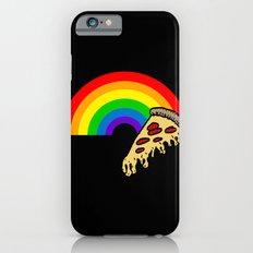 pizza rainbow iPhone 6s Slim Case