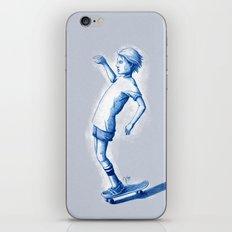 Rider I iPhone & iPod Skin