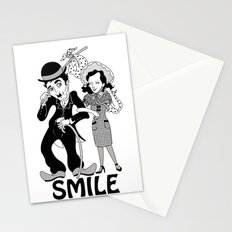 Charlie Smile Stationery Cards
