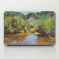 Walk The Lake iPad Case