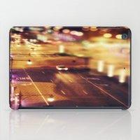 Blurred Lights iPad Case