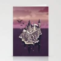 Hogwarts series (year 5: the Order of the Phoenix) Stationery Cards