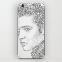 Elvis: Suspicious Minds iPhone & iPod Skin
