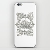 Military Peacock iPhone & iPod Skin