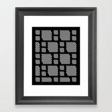 Oscillator:1:2:2 Framed Art Print