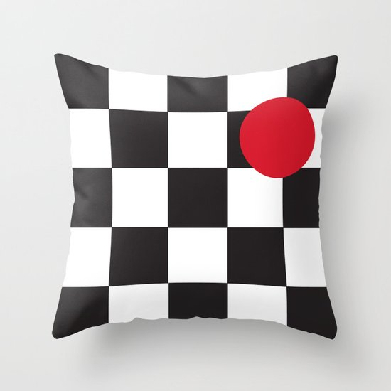 Overpowering Throw Pillow