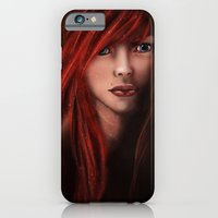 iPhone & iPod Case featuring Northern Lights by Valentina M.