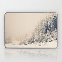 When It Is Winter, It Sn… Laptop & iPad Skin