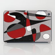 Abstract #106 iPad Case