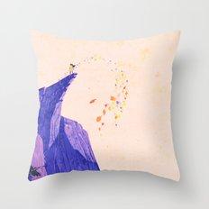 Just Around The Riverben… Throw Pillow