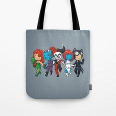 Villainous BFFs Tote Bag