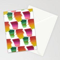 Pastel Motion Stationery Cards