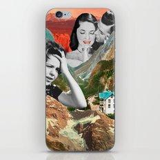 Fire Mountain iPhone & iPod Skin