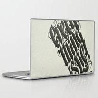 Laptop & iPad Skin featuring Everything... by Dr. Lukas Brezak