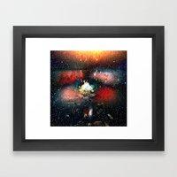 Infinite Universe Framed Art Print