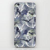 Birds Pattern iPhone & iPod Skin