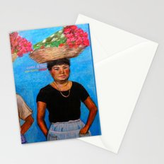 Selling Flowers Stationery Cards