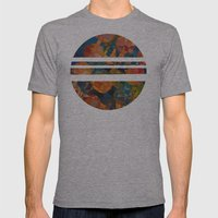 Her 12 Moons Mens Fitted Tee Athletic Grey SMALL
