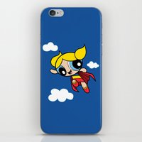 The Day Is Saved iPhone & iPod Skin