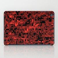 ASCII iPad Case