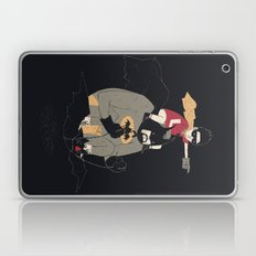 To The Batmobile (black … Laptop & iPad Skin