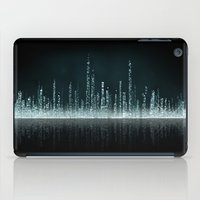 TRON CITY iPad Case