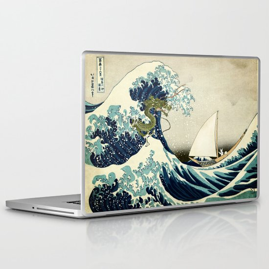 To where the wild things are Laptop & iPad Skin