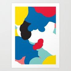 Oxford. Art Print