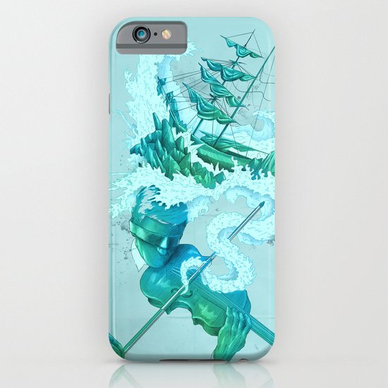 Shipwreck Sonata iPhone & iPod Case