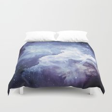 A Sky Made of Diamonds Duvet Cover