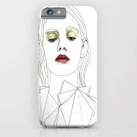 Red Lipstick iPhone 6 Slim Case